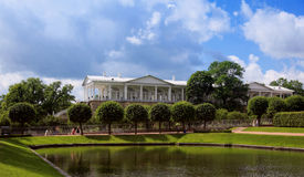 Die Cameron-Galerie, Tsarskoe Selo Lizenzfreie Stockfotos