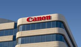 Die Canon-Gebäudedetails Stadt von Saint Laurent stockfotografie