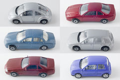 Die-cast toy car. Still life photography Stock Images