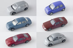 Die-cast toy car. Still life photography Royalty Free Stock Photography
