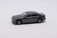 Die Cast Toy car. On white background stock photo