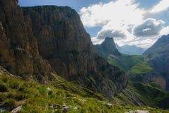 Die Catinaccio-Dolomit Lizenzfreies Stockbild