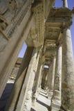Die Celsus Bibliothek Stockfotografie