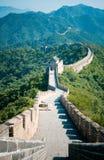 Die Chinesische Mauer Lizenzfreie Stockfotografie