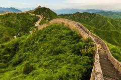 Die Chinesische Mauer Lizenzfreies Stockbild