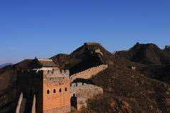 Die Chinesische Mauer Lizenzfreie Stockfotos