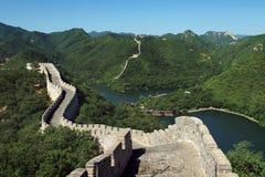 Die Chinesische Mauer Stockbilder