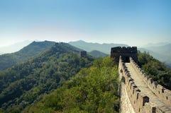 Die Chinesische Mauer von China Lizenzfreies Stockbild