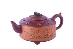 Die chinesische Teekanne Stockbilder