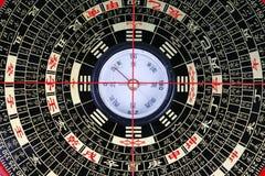 Die chinesischen acht Diagramme Stockfoto