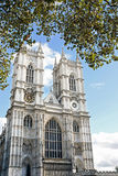 Westminster Abbey (die Collegekirche von St Peter in Westminster), London Stockfotografie