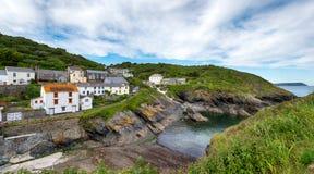 Die Cornwall-Küste Lizenzfreie Stockbilder