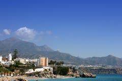Die Costa Del Sol Lizenzfreie Stockfotos