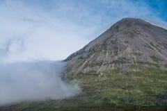 Die Cuillin-Berge, Insel von Skye, inneres Hebrides, Schottland, U stockfotos