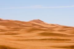 Die Dünen Stockfotografie