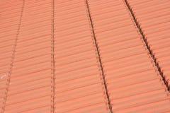 Die Dachfliesen Stockbild