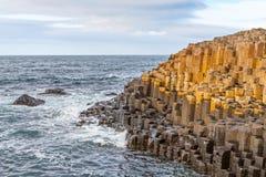 Die Damm des Riesen, Nordirland stockfotos