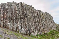 Die Damm des Riesen, Nordirland lizenzfreie stockfotografie
