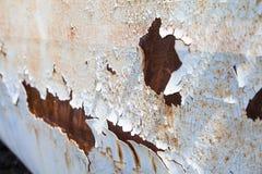 Die defekte Farbe Stockbilder