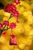 Die Dekoration des Chinesischen Neujahrsfests Stockfoto