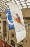 Die Denver-Mitte für Performing Arten Lizenzfreies Stockbild