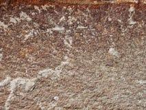 Die Detailbeschaffenheit des Steins. Stockfoto
