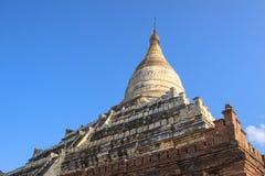 Die Dhammayazika-Pagode, gelegen östlich Bagan Lizenzfreies Stockfoto