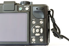 Die Digitalkamera Lizenzfreies Stockbild