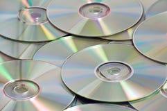 Die Digitalschallplatten. Stockfotografie