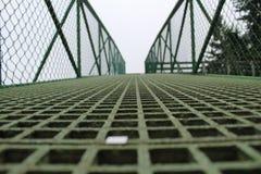 Die Docks oben schauen lizenzfreie stockfotos