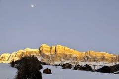 Die Dolomit Stockfotos