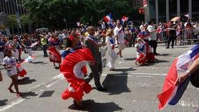 Die 2014 Dominikaner-Tagesparade in Manhattan 2 Lizenzfreies Stockfoto