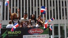 Die 2014 Dominikaner-Tagesparade in Manhattan 11 Stockbilder