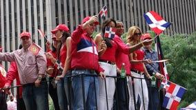 Die 2014 Dominikaner-Tagesparade in Manhattan 14 Stockbild