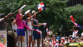 Die 2014 Dominikaner-Tagesparade in Manhattan 26 Stockfotos