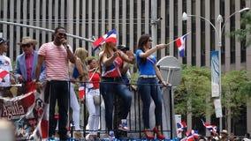 Die 2014 Dominikaner-Tagesparade in Manhattan 27 Lizenzfreie Stockfotografie