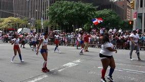 Die 2014 Dominikaner-Tagesparade in Manhattan 29 Lizenzfreie Stockfotos