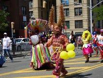 Die dominikanische Tagesparade 2016 Bronx 25 lizenzfreies stockbild