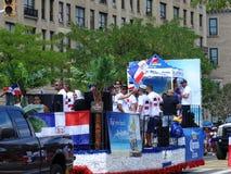 Die dominikanische Tagesparade 2016 Bronx 83 stockfotos