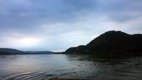Die Donau Stockfoto