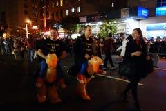 Die Dorf-Halloween-Parade 2014 13 Lizenzfreies Stockfoto