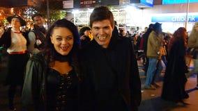 Die Dorf-Halloween-Parade 2014 16 Lizenzfreies Stockfoto