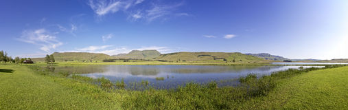 Die Drachenberge, Südafrika Stockbild