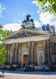Die Dresden-Akademie von schönen Künsten Stockfotografie