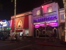 Die Dunkelkammer in Universal Studios Orlando, Florida lizenzfreies stockfoto