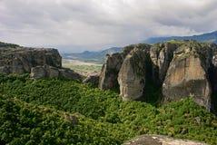 Die Ebene von Thessaly Stockbilder