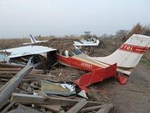 Die Effekte des Tsunamis in Japan Unfall trat in Japan im Jahre 2011 auf Stockbilder