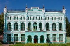 Die ehemaligen Schule Russland der Mädchen lizenzfreie stockfotos