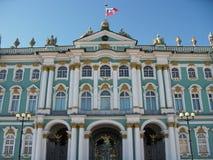 Die Einsiedlerei u. das x28; Winter Palace& x29; St Petersburg, Russland Lizenzfreie Stockfotografie