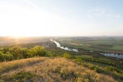 Die Elbe Stockbilder